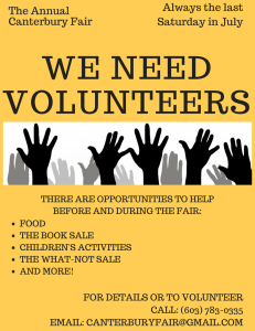 WE NEEDVOLUNTEERS-2